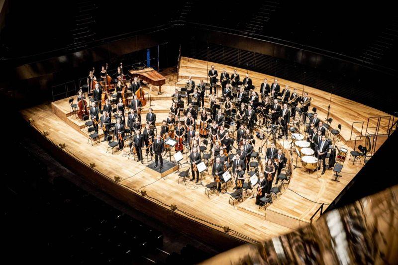 «Les Siècles», orchestre caméléon