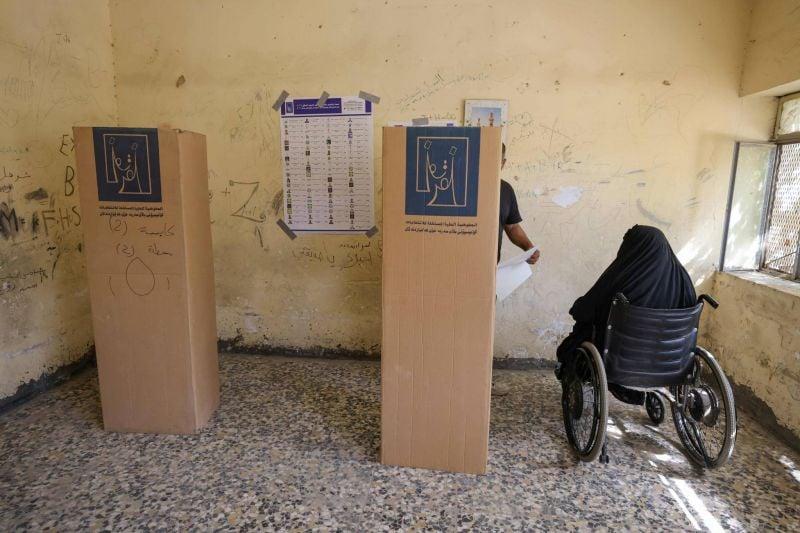 En Irak, l'abstention grand vainqueur du scrutin législatif