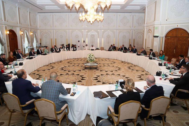 Des talibans rencontrent une délégation de l'UE et des États-Unis au Qatar