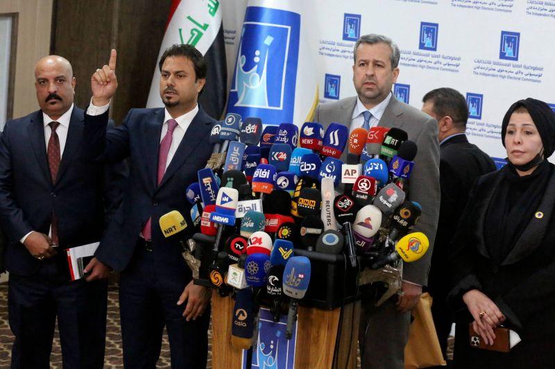 En net recul, les partis irakiens pro-Téhéran dénoncent une «escroquerie»