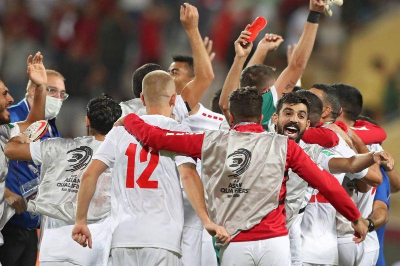 Le Liban domine la Syrie et remonte à la 3e place de sa poule