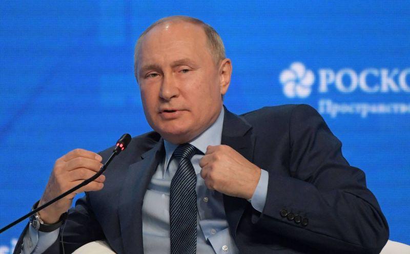 Crise du gaz: Poutine se pose en solution