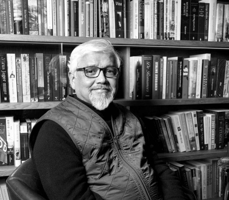 Amitav Ghosh: «Mes livres sont des livres bengalis écrits en anglais.»