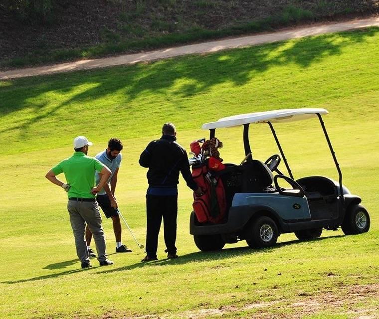 La municipalité de Ghobeyri dans l'air du temps : le Golf Club de Beyrouth en... centrale électrique iranienne