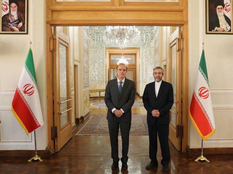 Les discussions entre l'Iran et l'UE continueront à Bruxelles