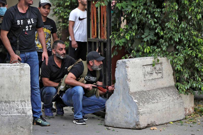 Combats meurtriers entre miliciens à Beyrouth : les appels au calme se multiplient