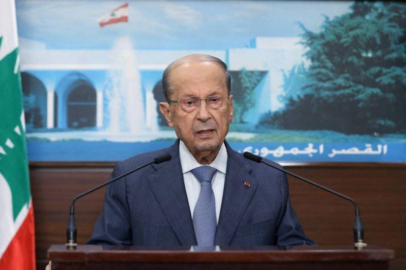 Aoun : Nous ne permettrons à personne de prendre le pays en otage de ses propres intérêts