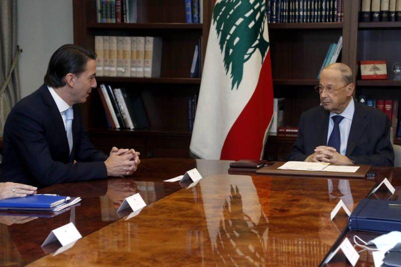 Le nouveau négociateur américain Hochstein en tournée auprès des dirigeants libanais